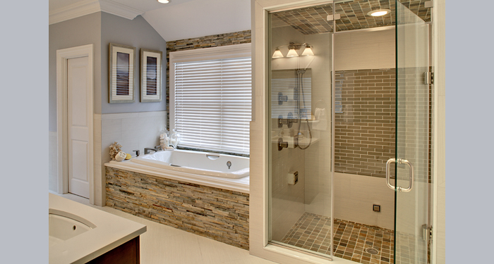 Bathroom remodeling new jersey for Ranch bathroom design